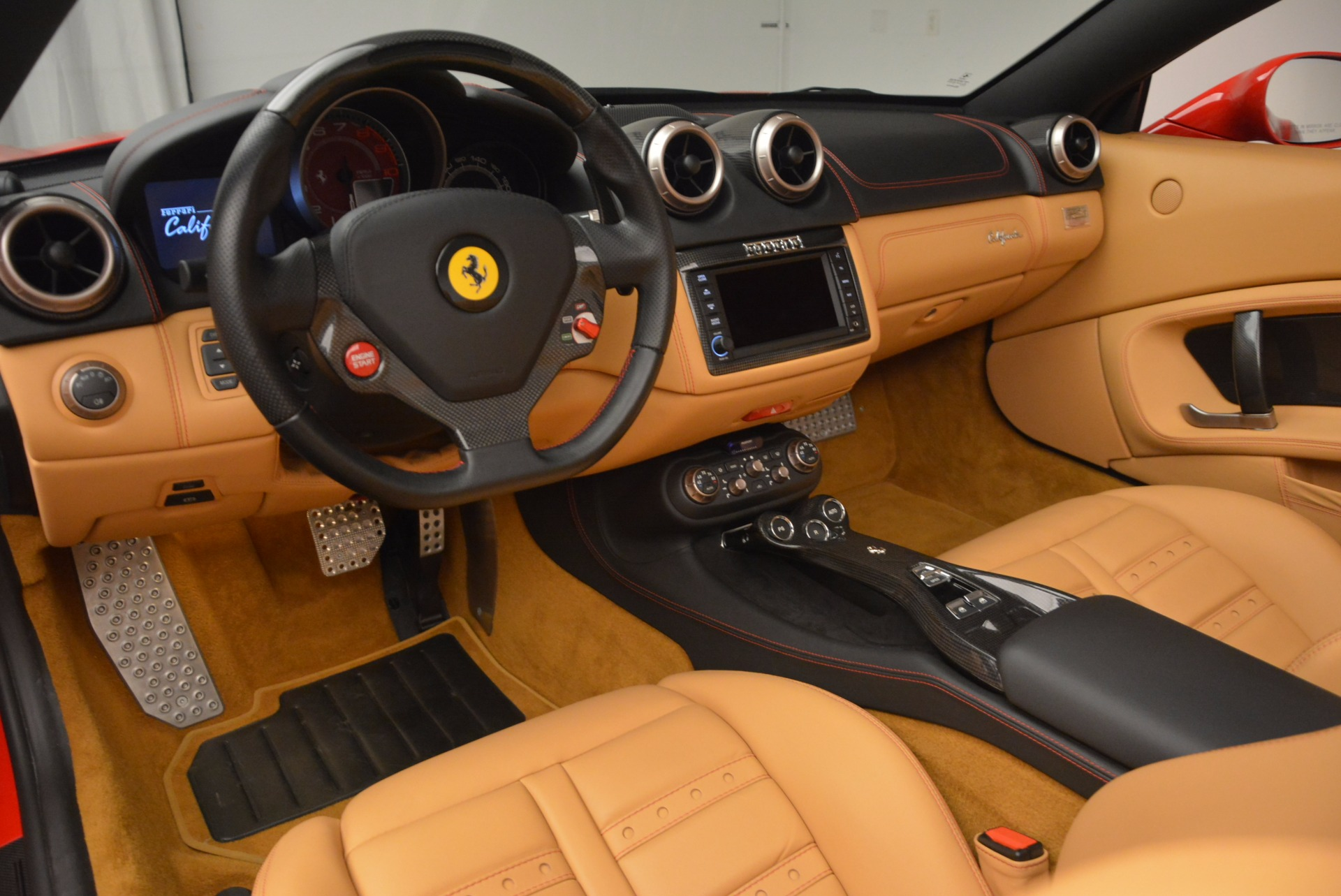 Used 2010 Ferrari California  For Sale In Westport, CT 1665_p25