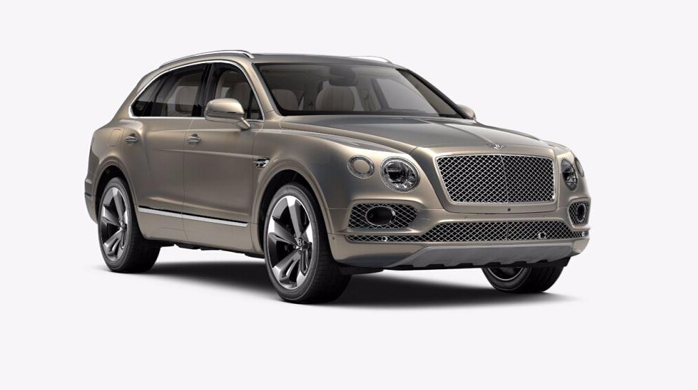 New 2018 Bentley Bentayga Signature For Sale In Westport, CT 1666_main