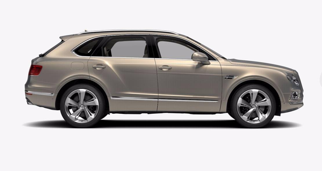 New 2018 Bentley Bentayga Signature For Sale In Westport, CT 1666_p2