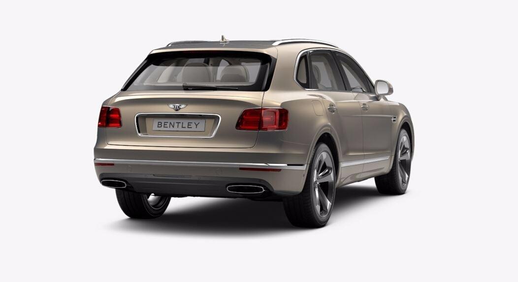 New 2018 Bentley Bentayga Signature For Sale In Westport, CT 1666_p3