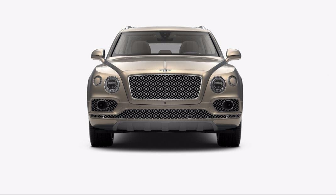 New 2018 Bentley Bentayga Signature For Sale In Westport, CT 1666_p5