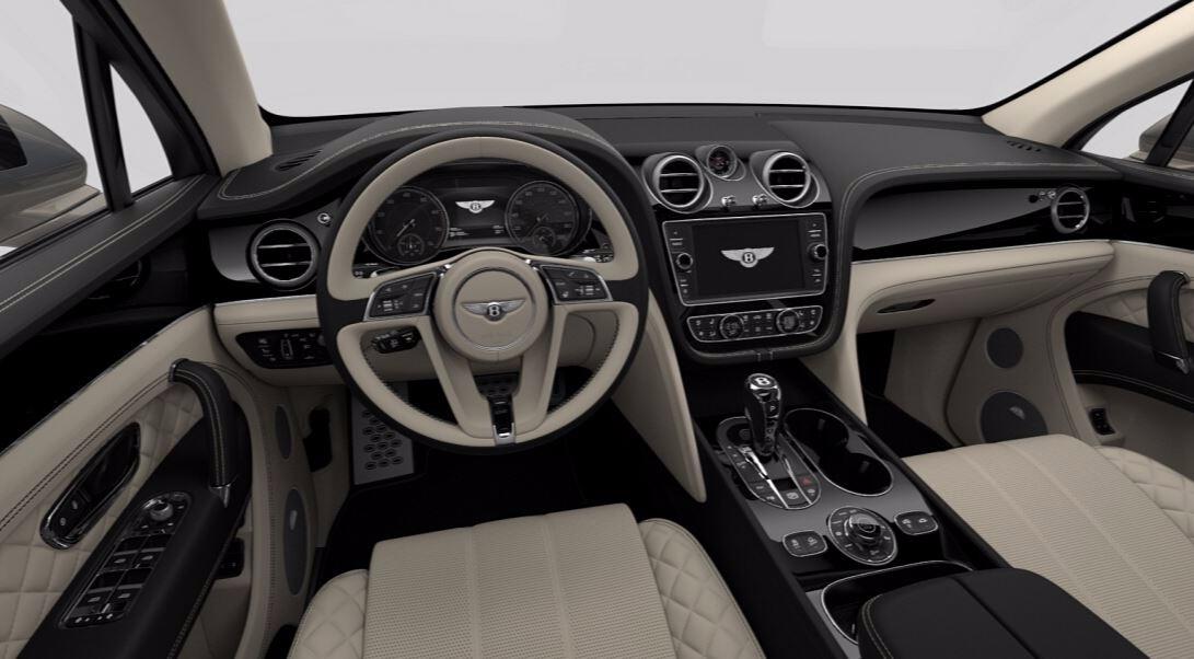 New 2018 Bentley Bentayga Signature For Sale In Westport, CT 1666_p6