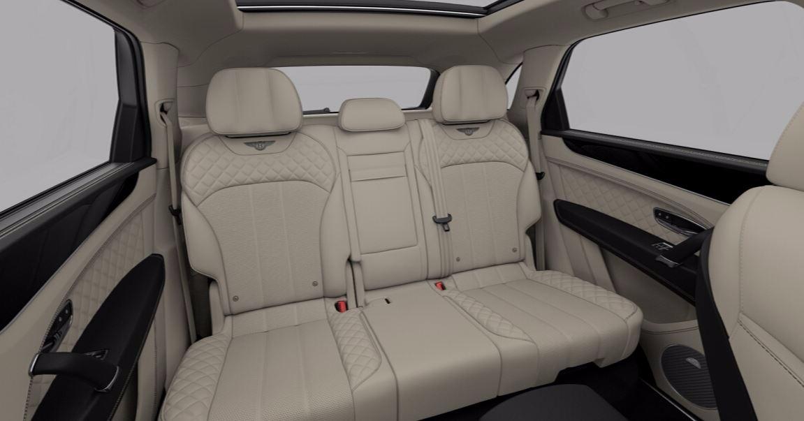New 2018 Bentley Bentayga Signature For Sale In Westport, CT 1666_p9