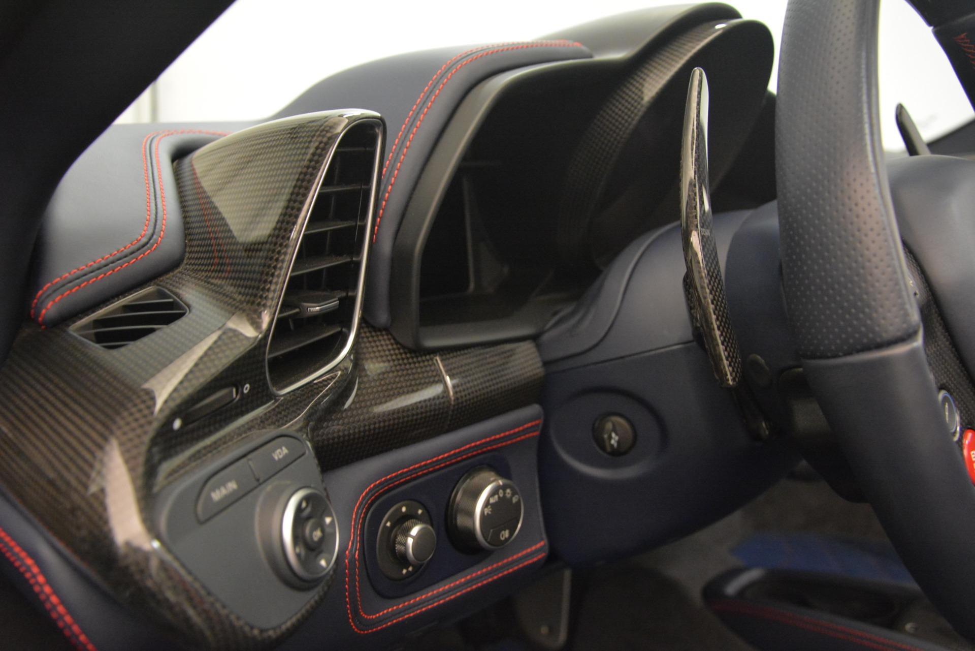 Used 2015 Ferrari 458 Spider  For Sale In Westport, CT 1667_p27