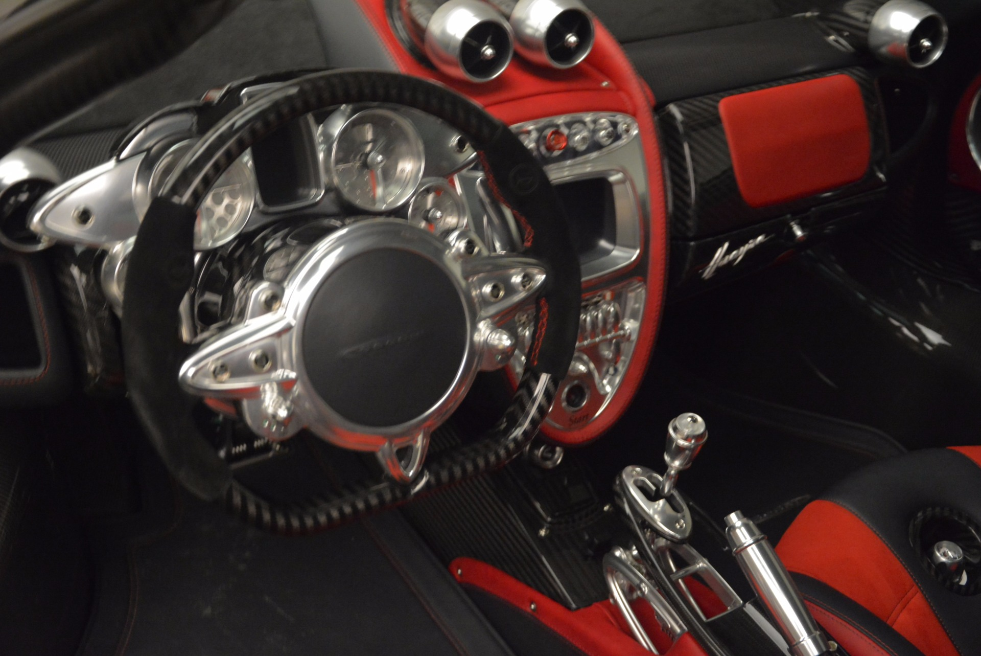 Used 2014 Pagani Huayra Tempesta For Sale In Westport, CT 1668_p38