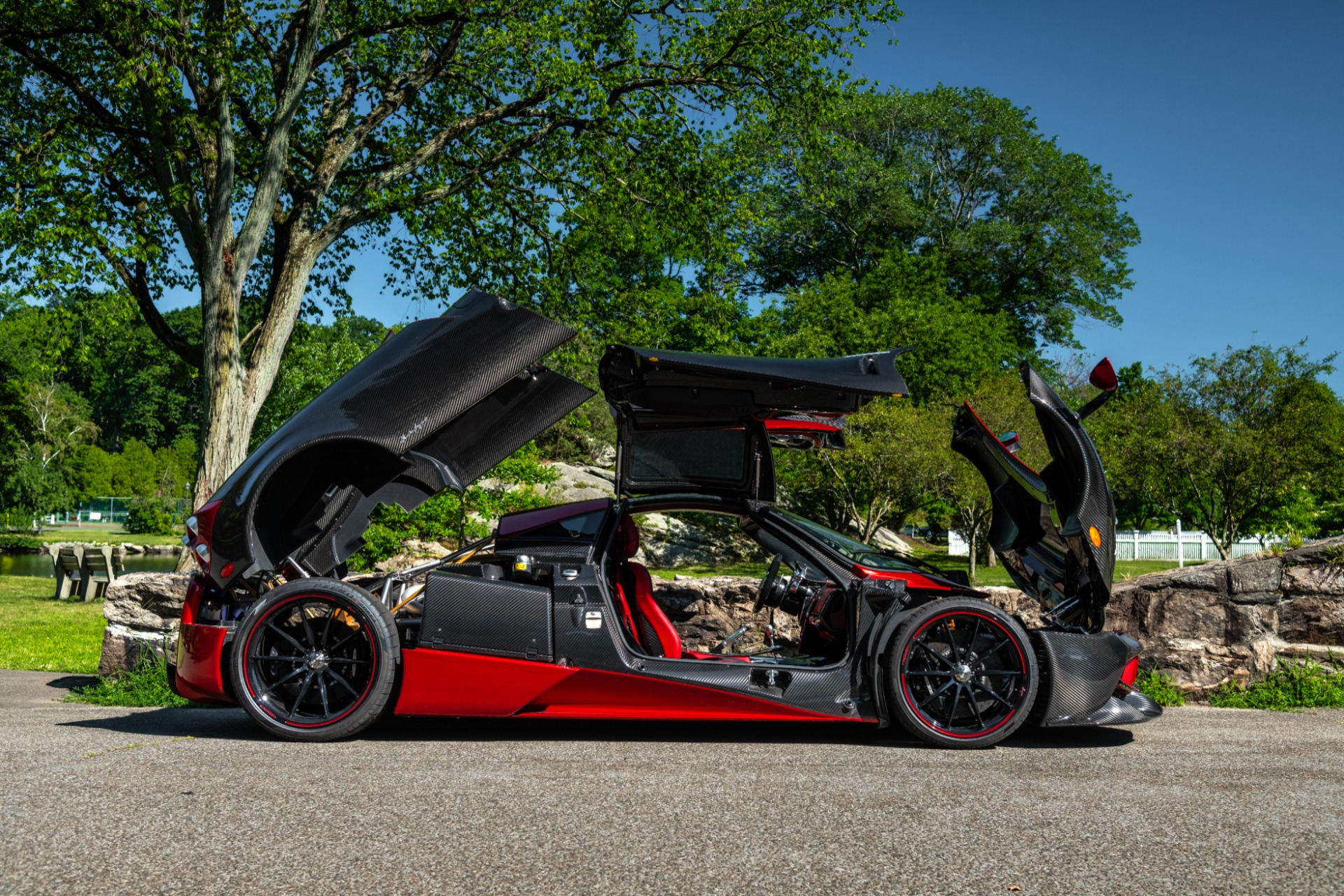 Used 2014 Pagani Huayra Tempesta For Sale In Westport, CT 1668_p3