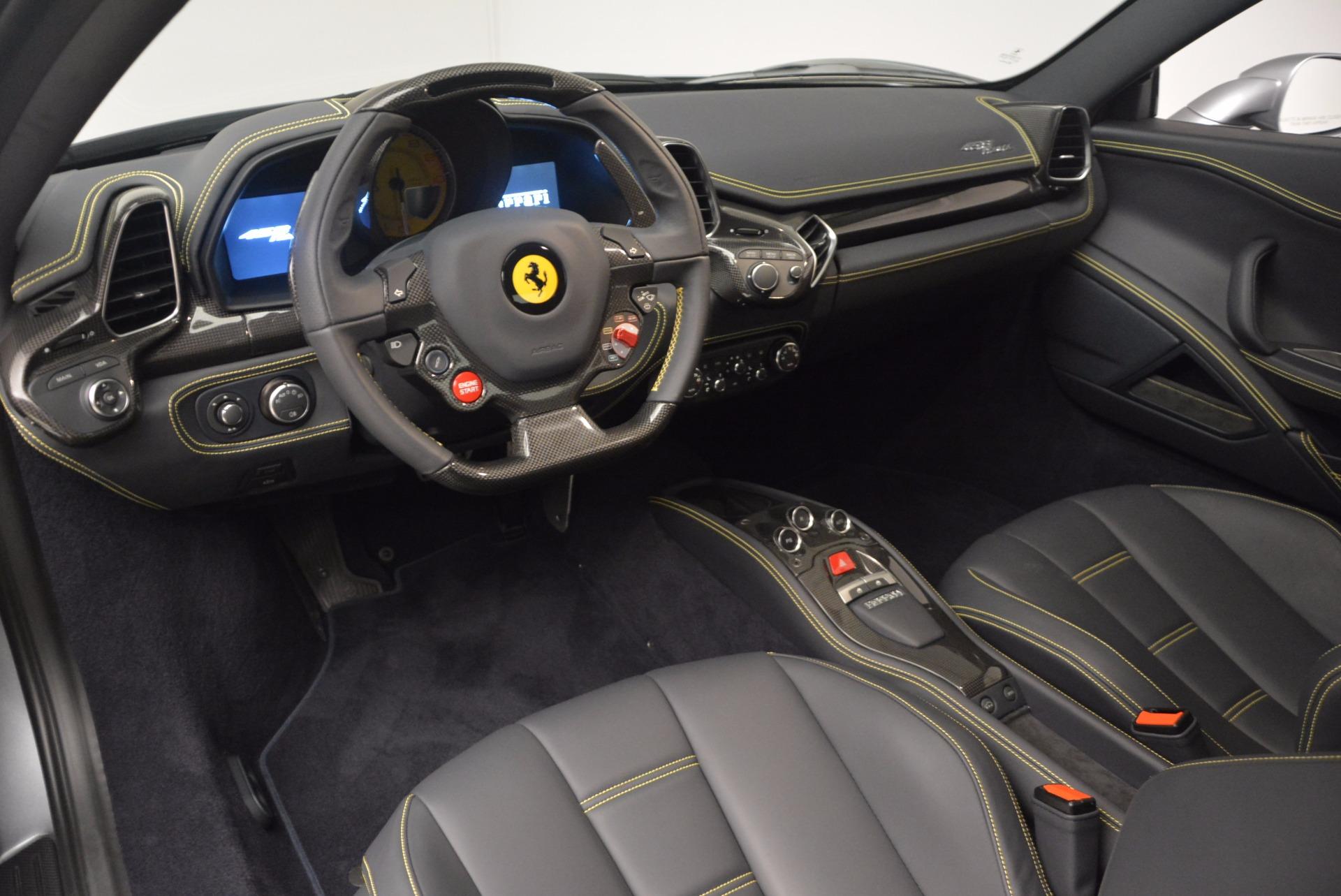 Used 2014 Ferrari 458 Italia  For Sale In Westport, CT 1669_p13