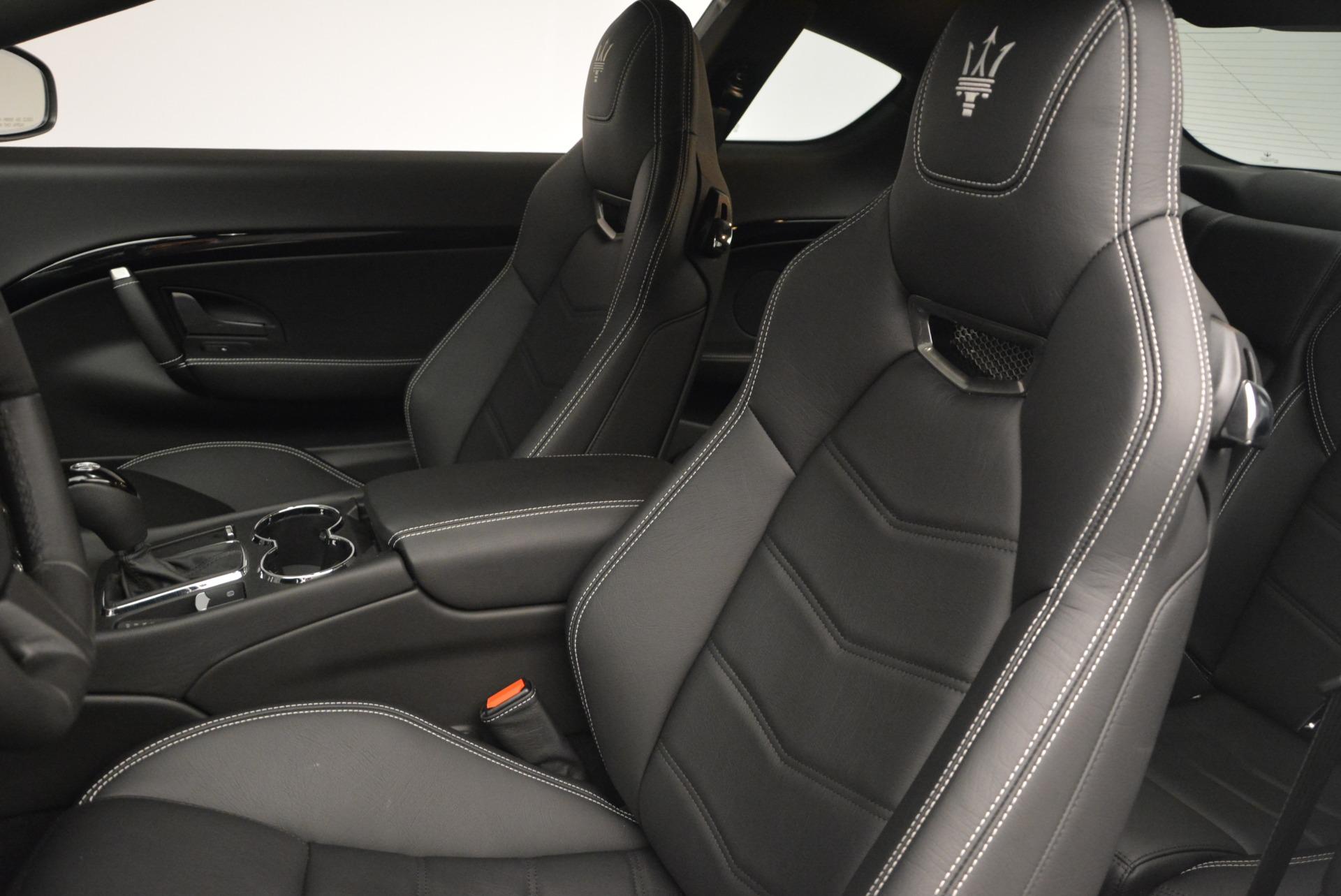 New 2016 Maserati GranTurismo Sport For Sale In Westport, CT 167_p19