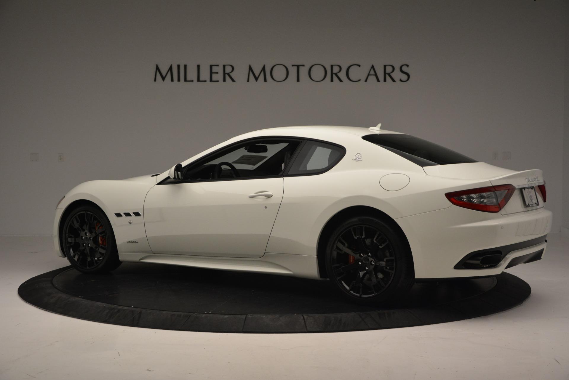 New 2016 Maserati GranTurismo Sport For Sale In Westport, CT 167_p3