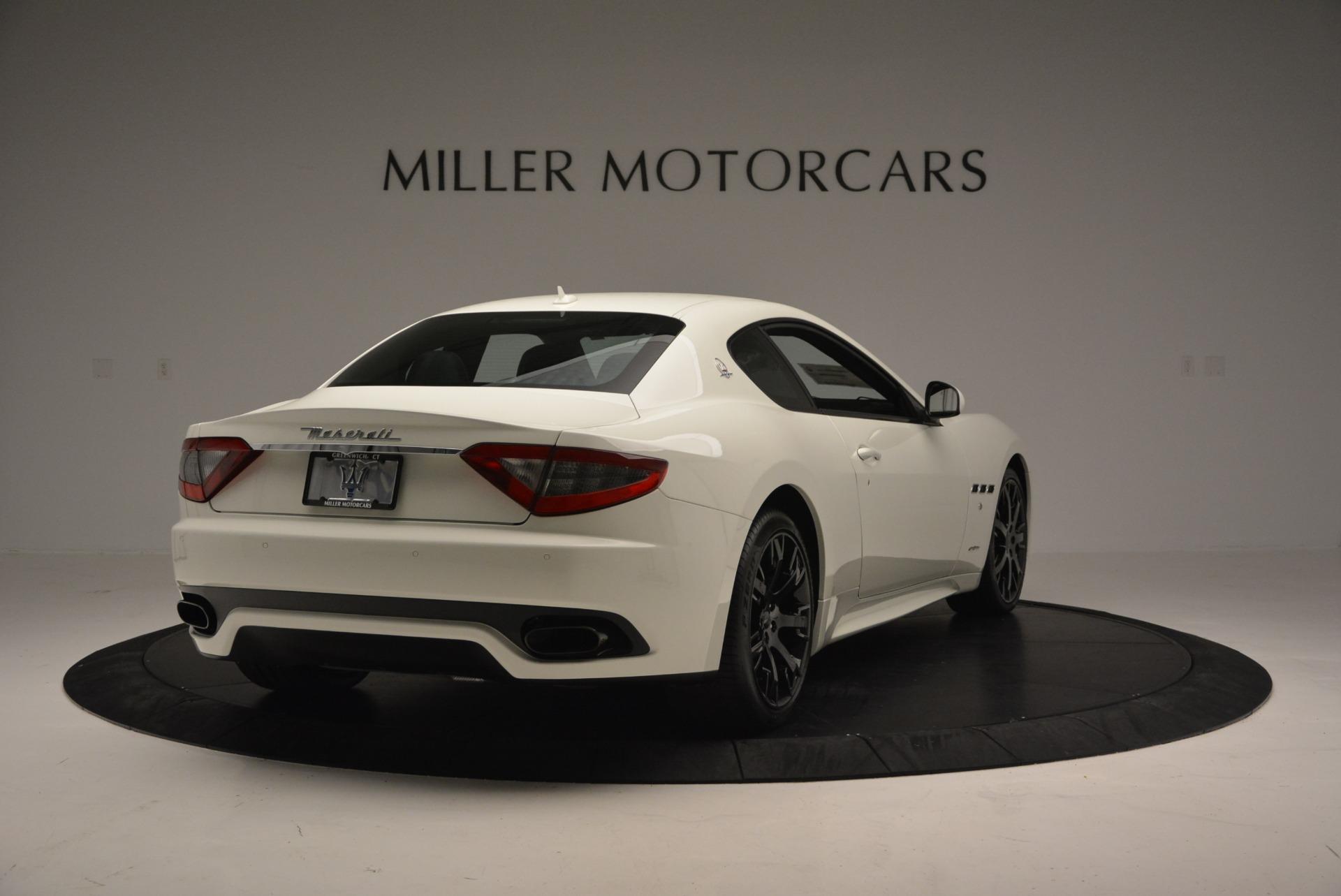 New 2016 Maserati GranTurismo Sport For Sale In Westport, CT 167_p5