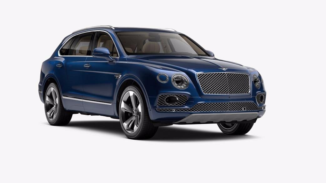 New 2018 Bentley Bentayga Signature For Sale In Westport, CT 1670_main