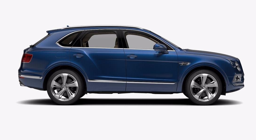 New 2018 Bentley Bentayga Signature For Sale In Westport, CT 1670_p2