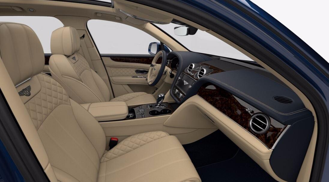 New 2018 Bentley Bentayga Signature For Sale In Westport, CT 1670_p7