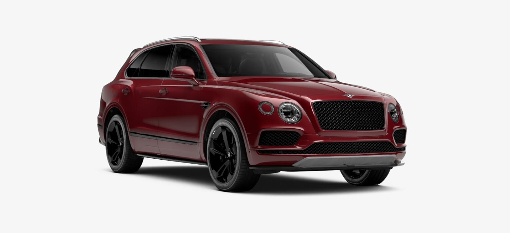 New 2018 Bentley Bentayga Black Edition For Sale In Westport, CT 1671_main