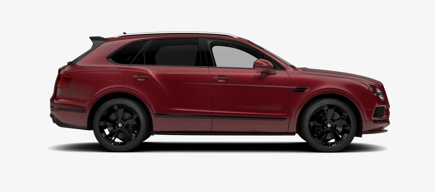 New 2018 Bentley Bentayga Black Edition For Sale In Westport, CT 1671_p2