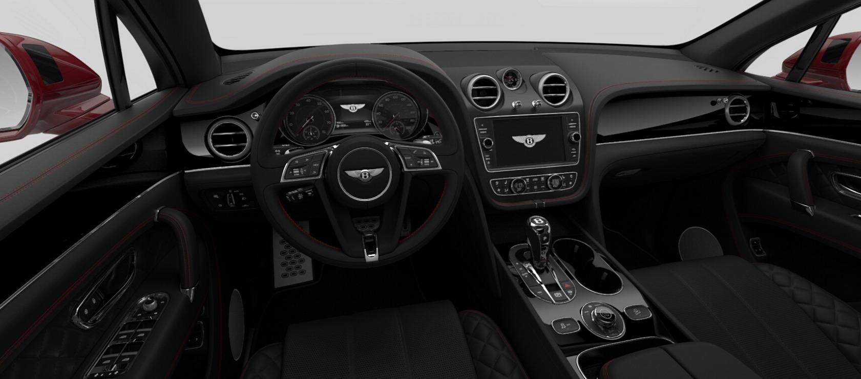 New 2018 Bentley Bentayga Black Edition For Sale In Westport, CT 1671_p6