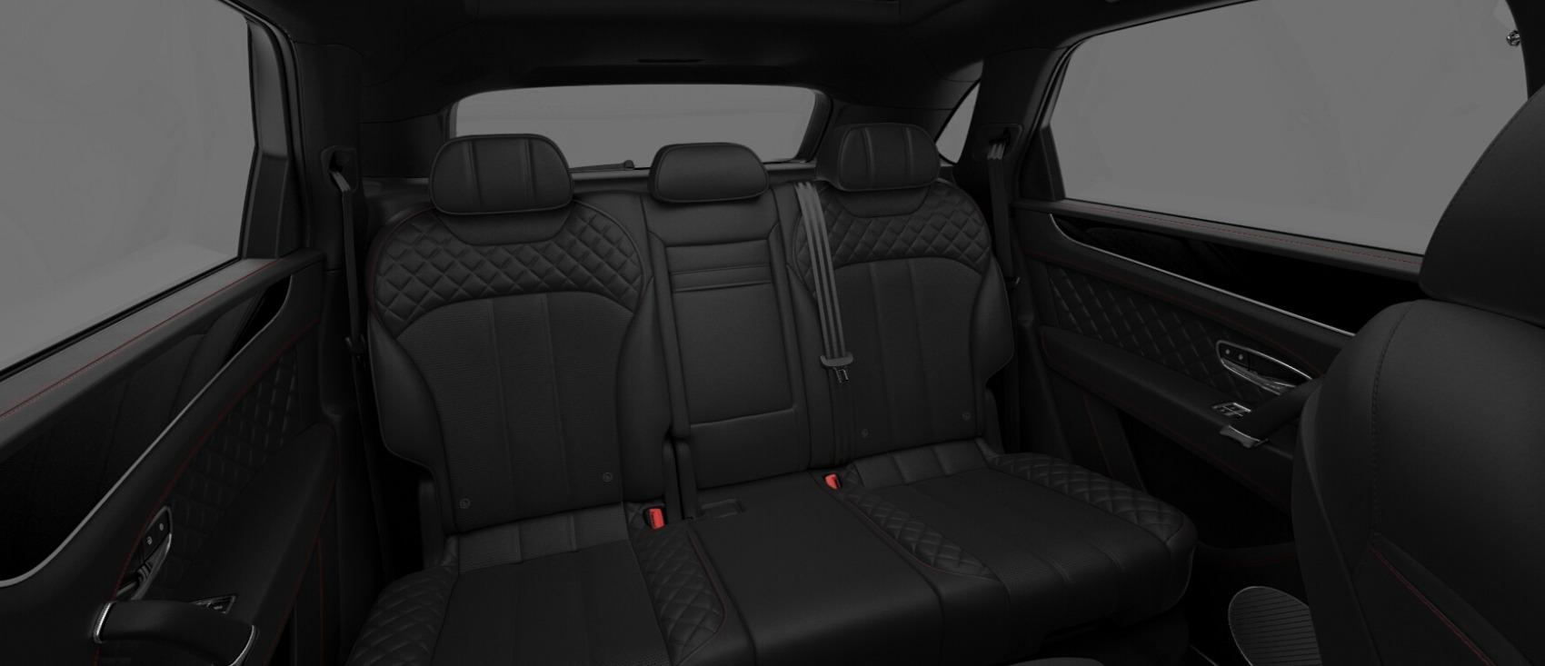 New 2018 Bentley Bentayga Black Edition For Sale In Westport, CT 1671_p9