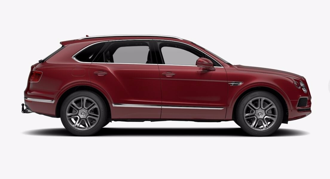 New 2018 Bentley Bentayga Activity Edition-Now with seating for 7!!! For Sale In Westport, CT 1672_p2