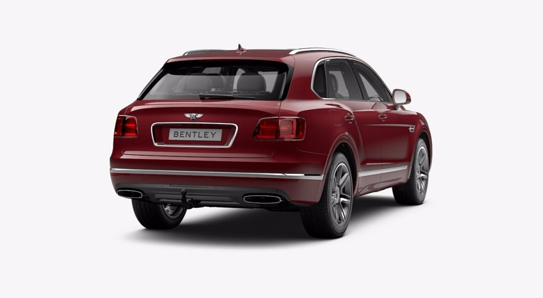 New 2018 Bentley Bentayga Activity Edition-Now with seating for 7!!! For Sale In Westport, CT 1672_p3