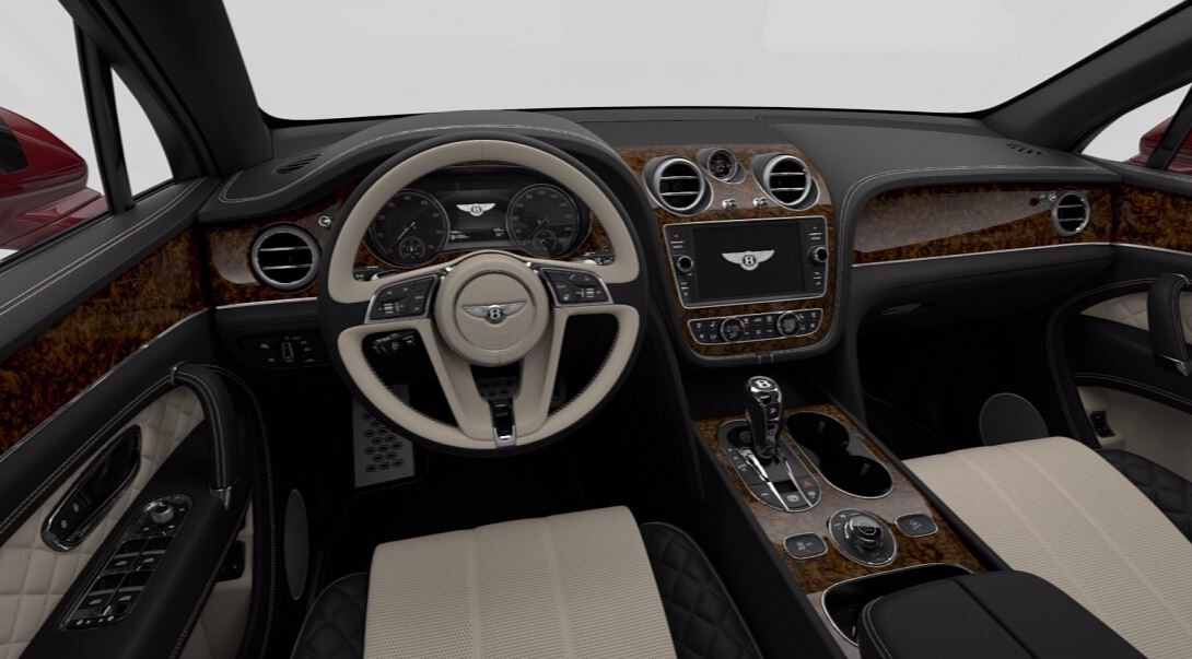 New 2018 Bentley Bentayga Activity Edition-Now with seating for 7!!! For Sale In Westport, CT 1672_p6