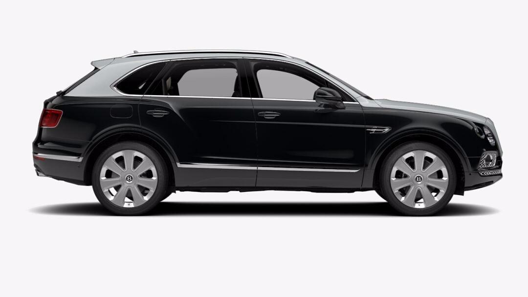 New 2018 Bentley Bentayga Mulliner For Sale In Westport, CT 1673_p2