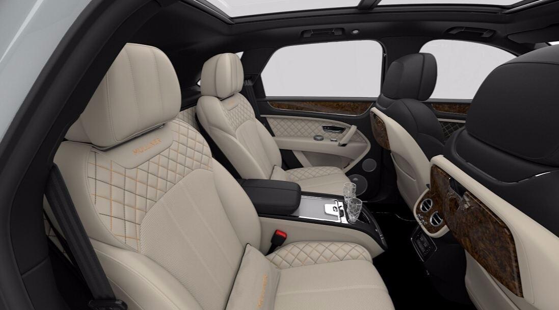 New 2018 Bentley Bentayga Mulliner For Sale In Westport, CT 1673_p8