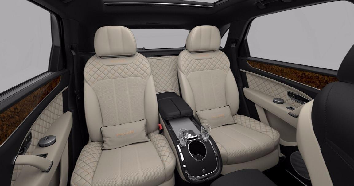 New 2018 Bentley Bentayga Mulliner For Sale In Westport, CT 1673_p9