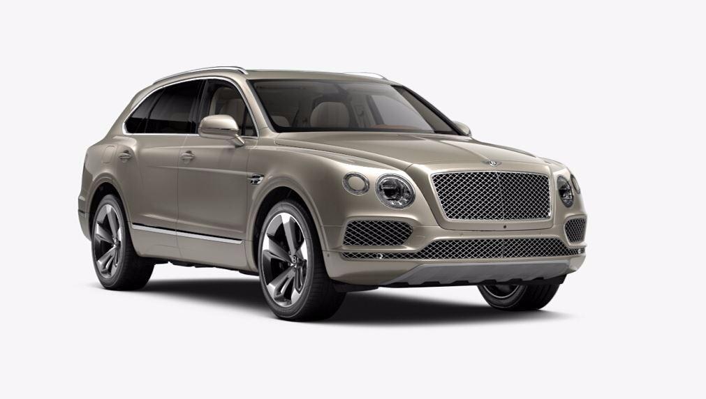 New 2018 Bentley Bentayga Onyx For Sale In Westport, CT 1674_main