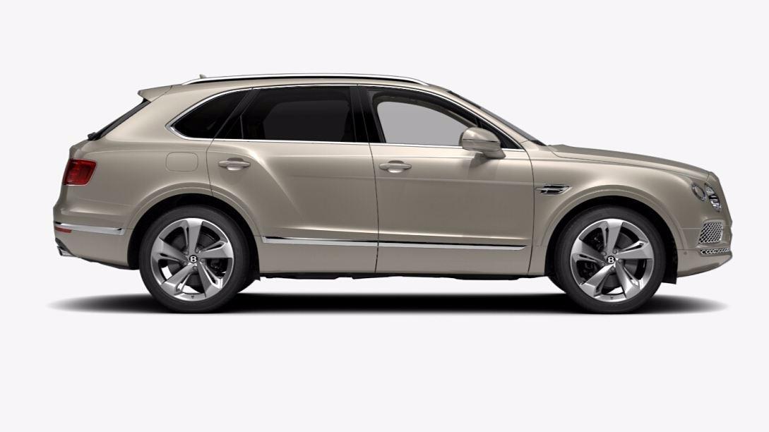 New 2018 Bentley Bentayga Onyx For Sale In Westport, CT 1674_p2
