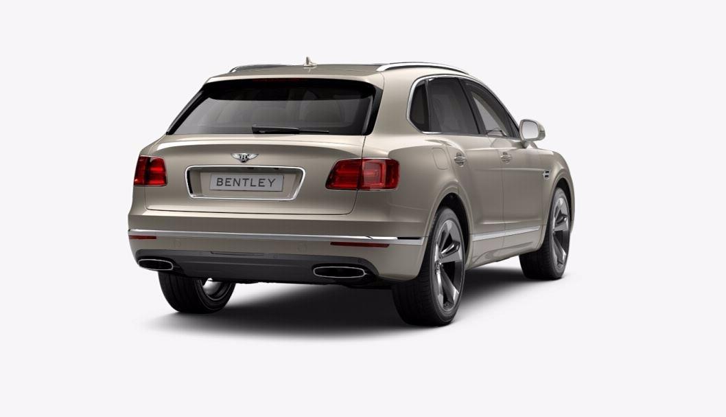 New 2018 Bentley Bentayga Onyx For Sale In Westport, CT 1674_p3