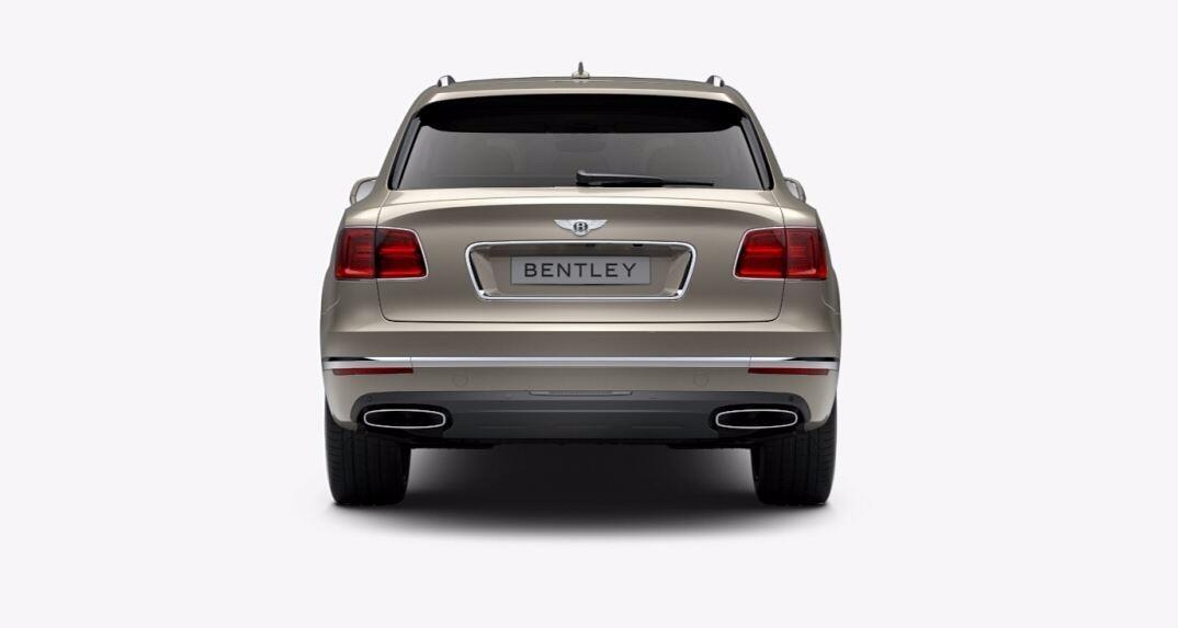 New 2018 Bentley Bentayga Onyx For Sale In Westport, CT 1674_p4