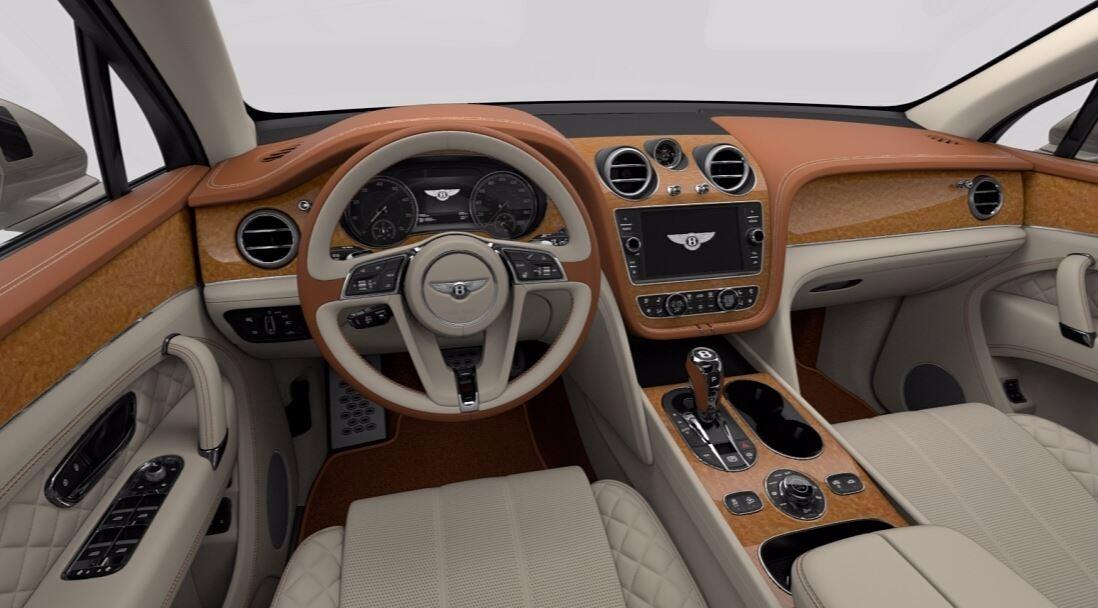New 2018 Bentley Bentayga Onyx For Sale In Westport, CT 1674_p6