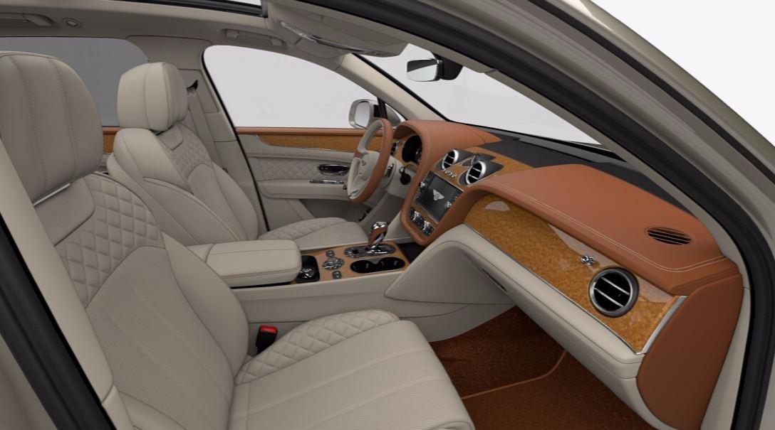New 2018 Bentley Bentayga Onyx For Sale In Westport, CT 1674_p7