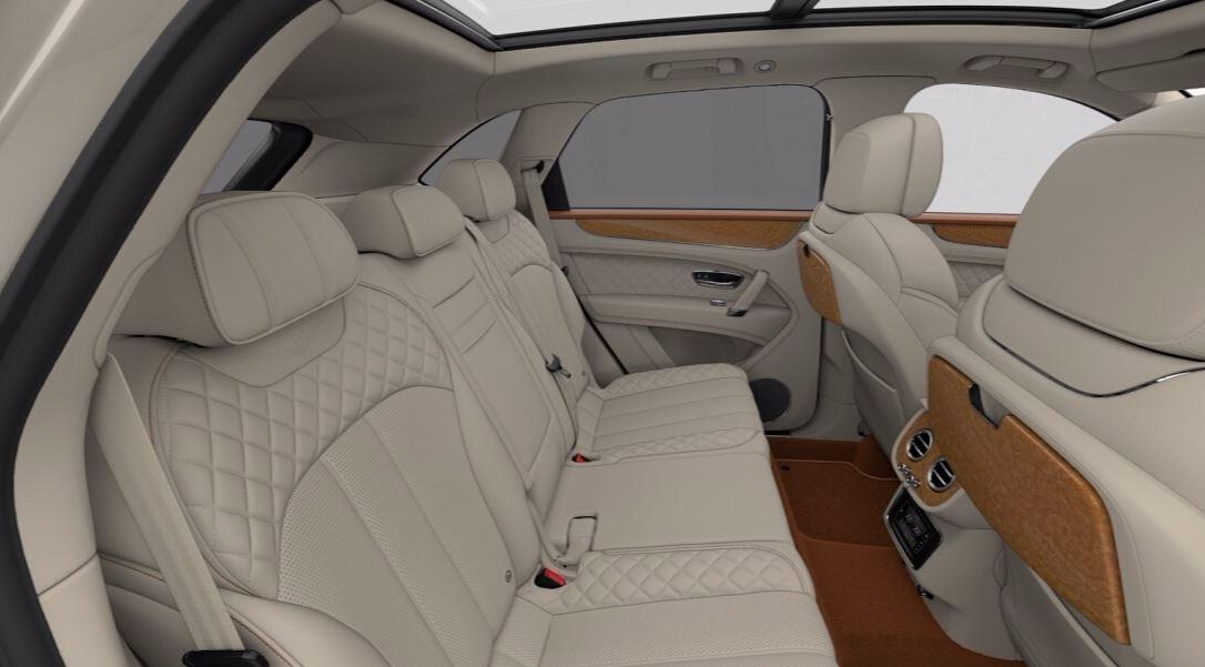 New 2018 Bentley Bentayga Onyx For Sale In Westport, CT 1674_p8