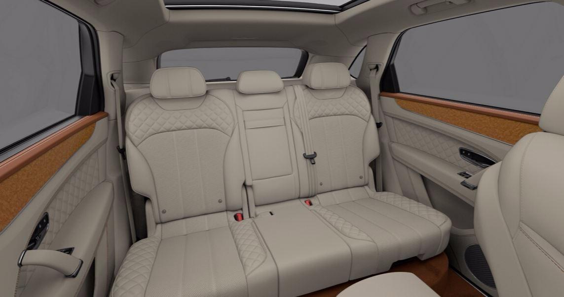 New 2018 Bentley Bentayga Onyx For Sale In Westport, CT 1674_p9