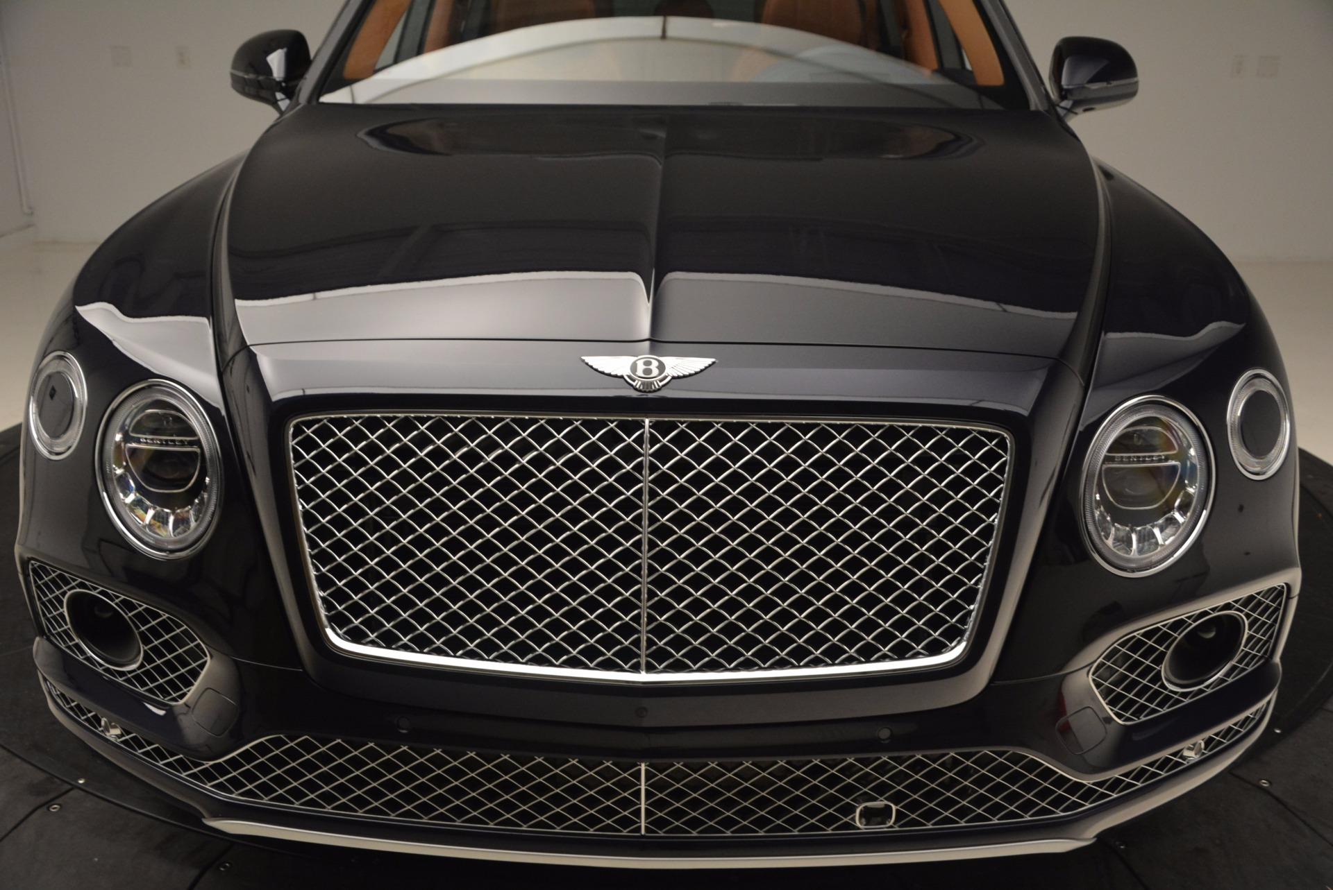 New 2018 Bentley Bentayga Signature For Sale In Westport, CT 1675_p13