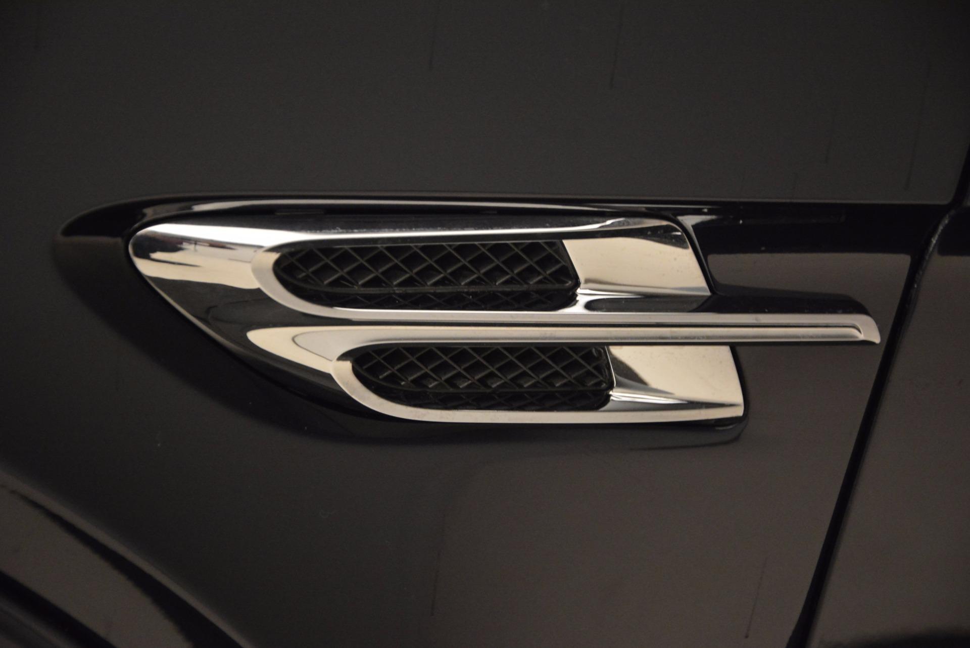 New 2018 Bentley Bentayga Signature For Sale In Westport, CT 1675_p18