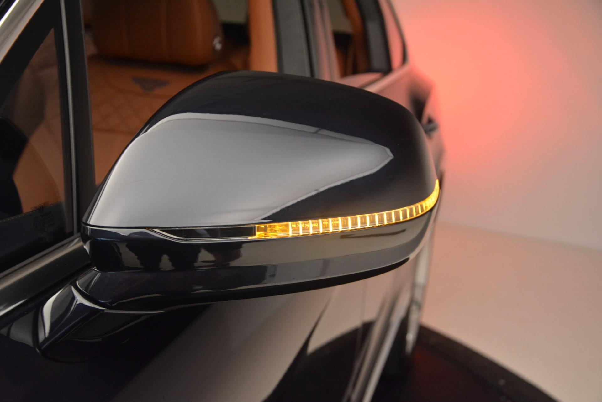 New 2018 Bentley Bentayga Signature For Sale In Westport, CT 1675_p20