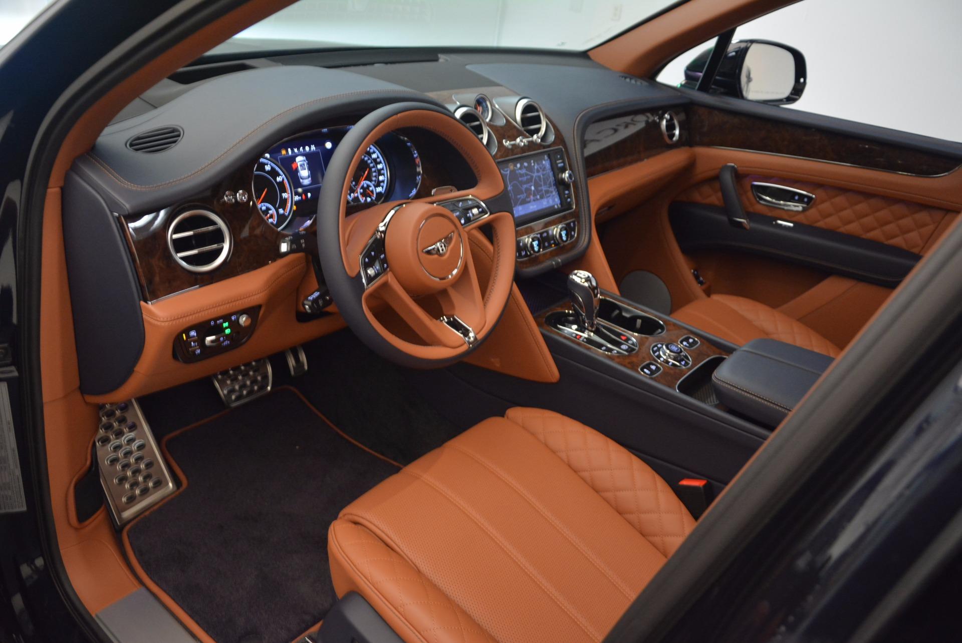 New 2018 Bentley Bentayga Signature For Sale In Westport, CT 1675_p22