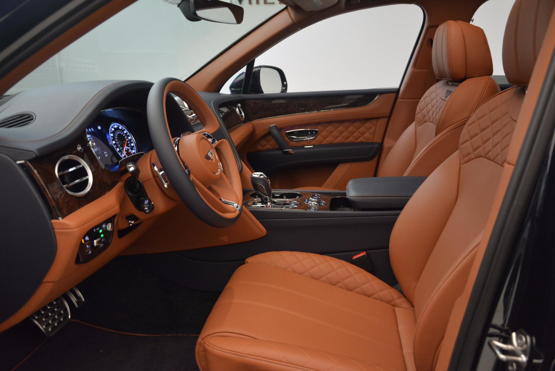 New 2018 Bentley Bentayga Signature For Sale In Westport, CT 1675_p23