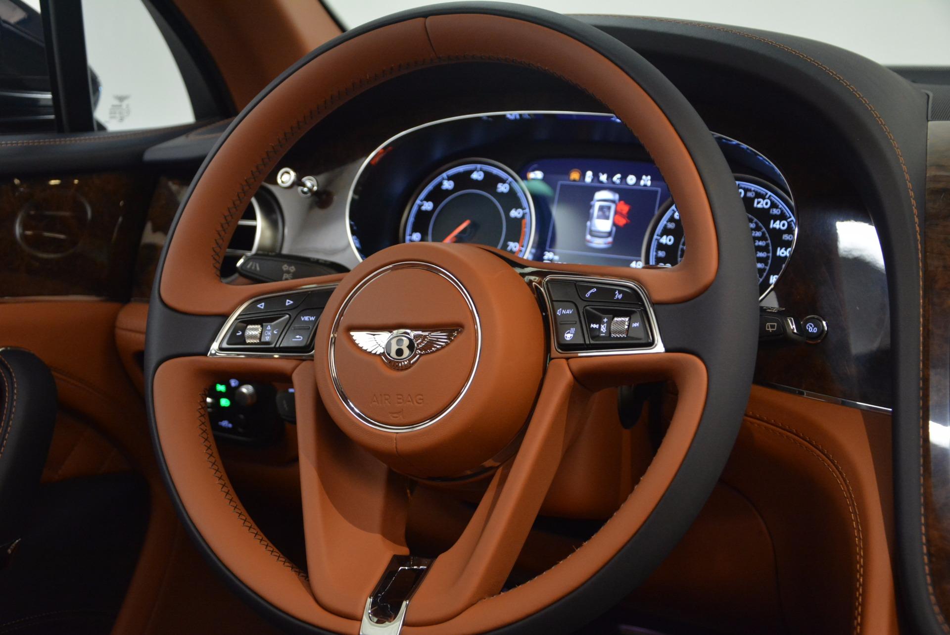 New 2018 Bentley Bentayga Signature For Sale In Westport, CT 1675_p32