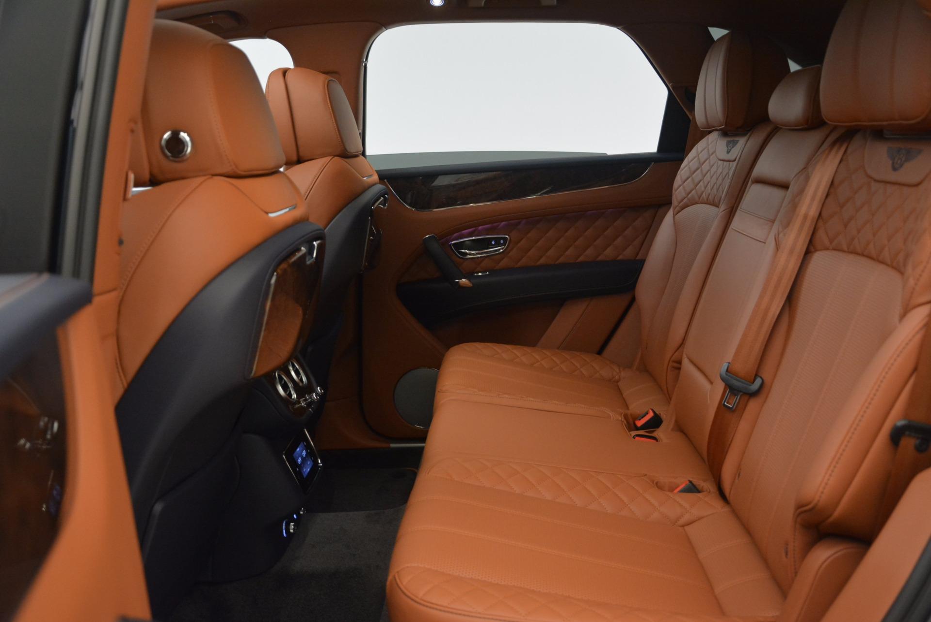 New 2018 Bentley Bentayga Signature For Sale In Westport, CT 1675_p34