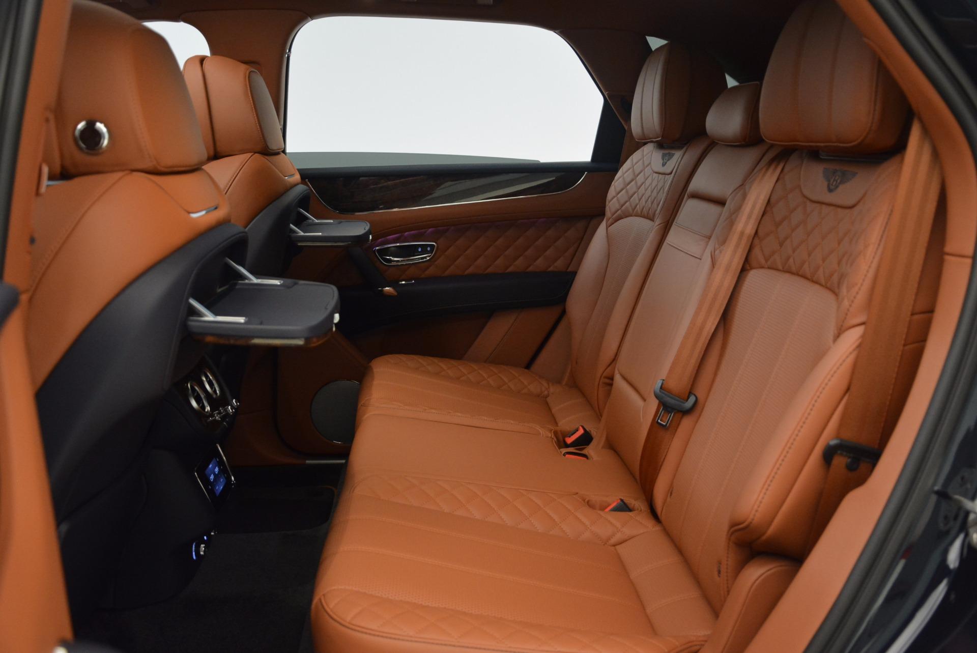 New 2018 Bentley Bentayga Signature For Sale In Westport, CT 1675_p35