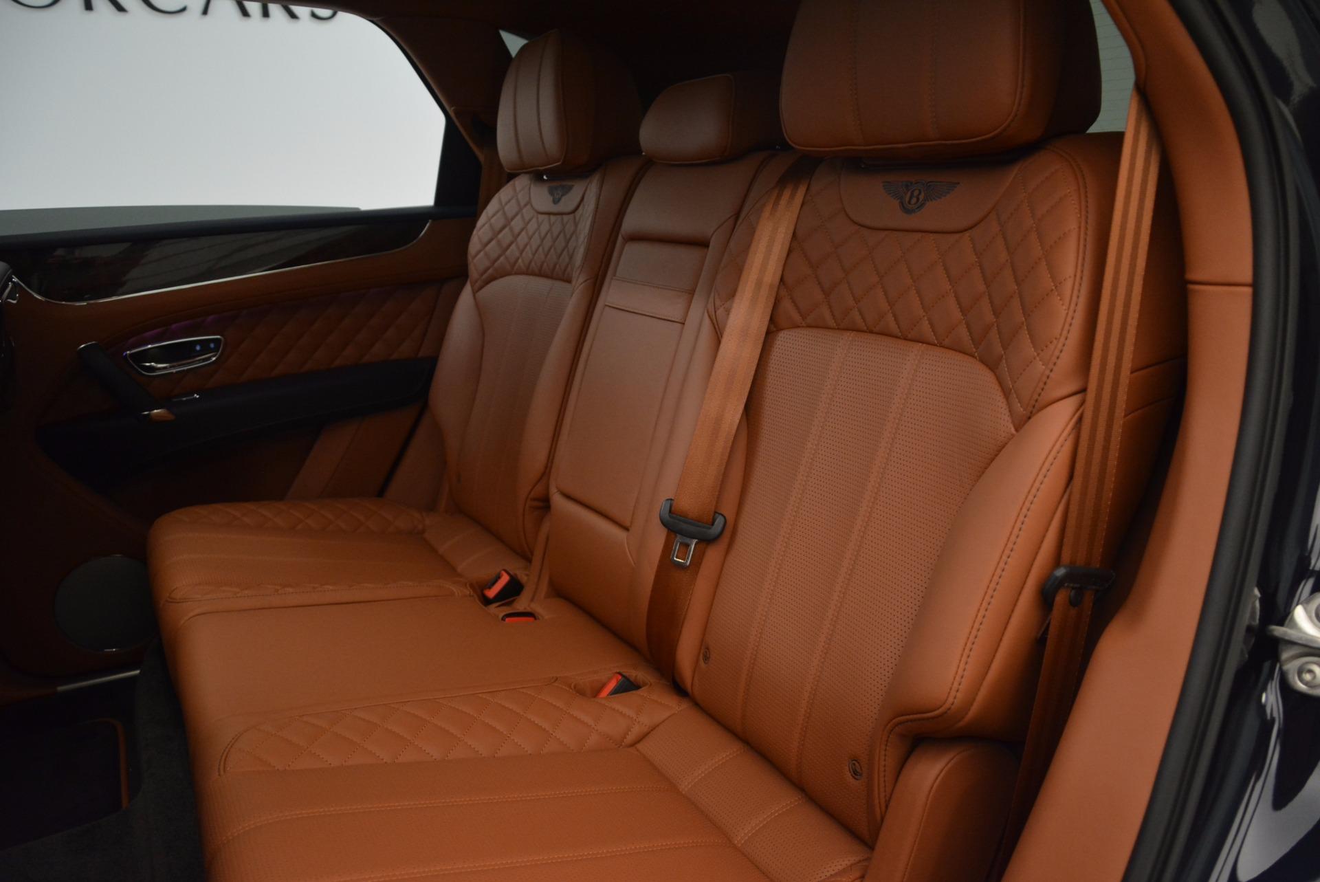 New 2018 Bentley Bentayga Signature For Sale In Westport, CT 1675_p36