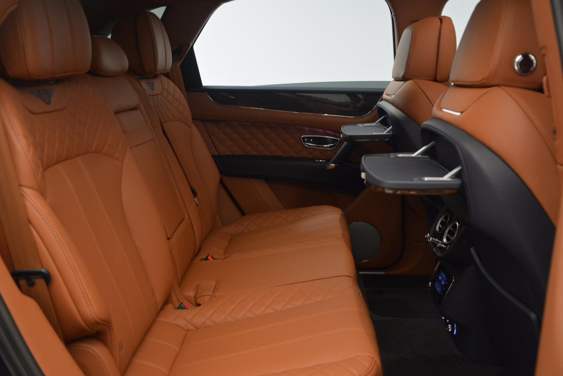 New 2018 Bentley Bentayga Signature For Sale In Westport, CT 1675_p42