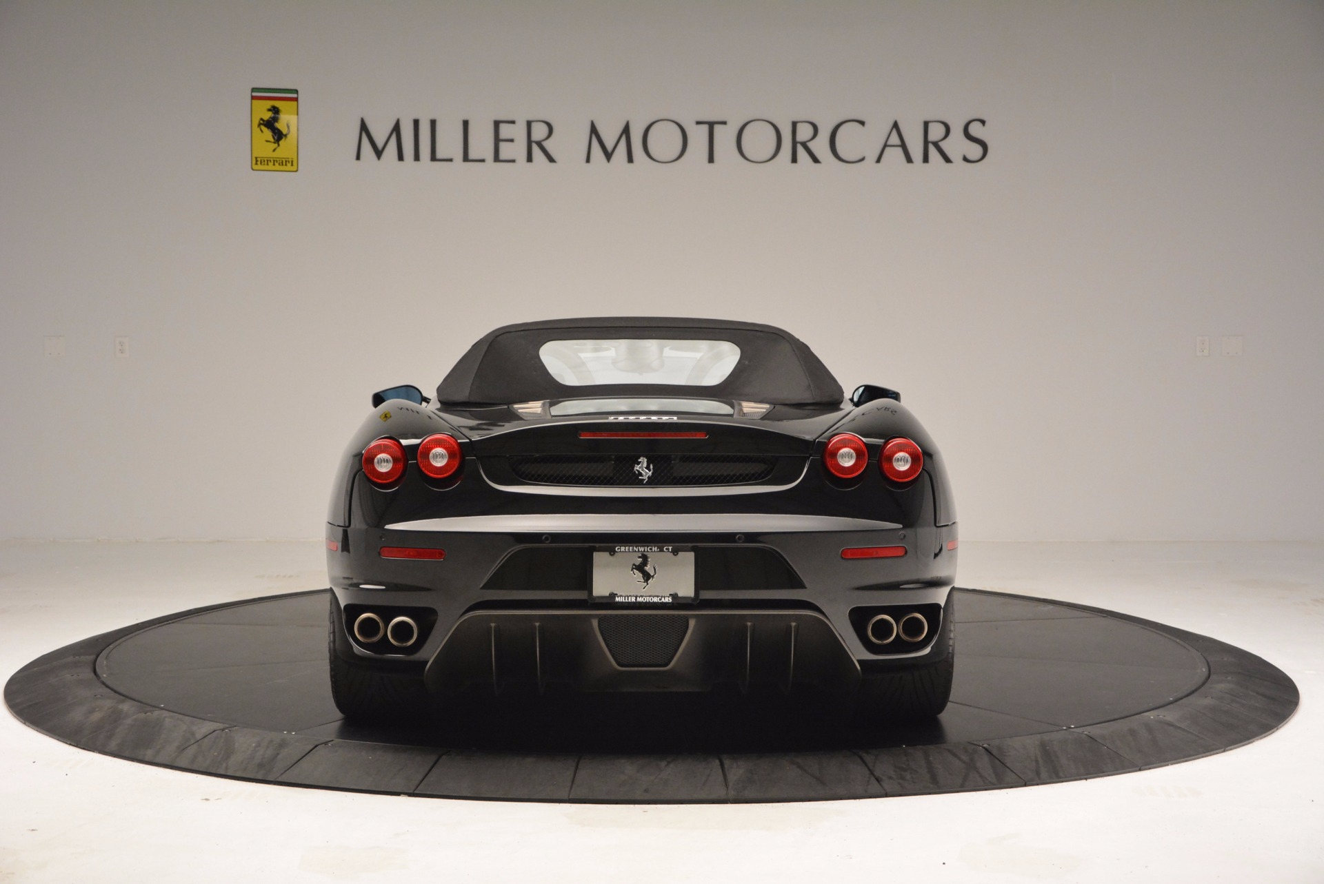 Used 2008 Ferrari F430 Spider For Sale In Westport, CT 1676_p18