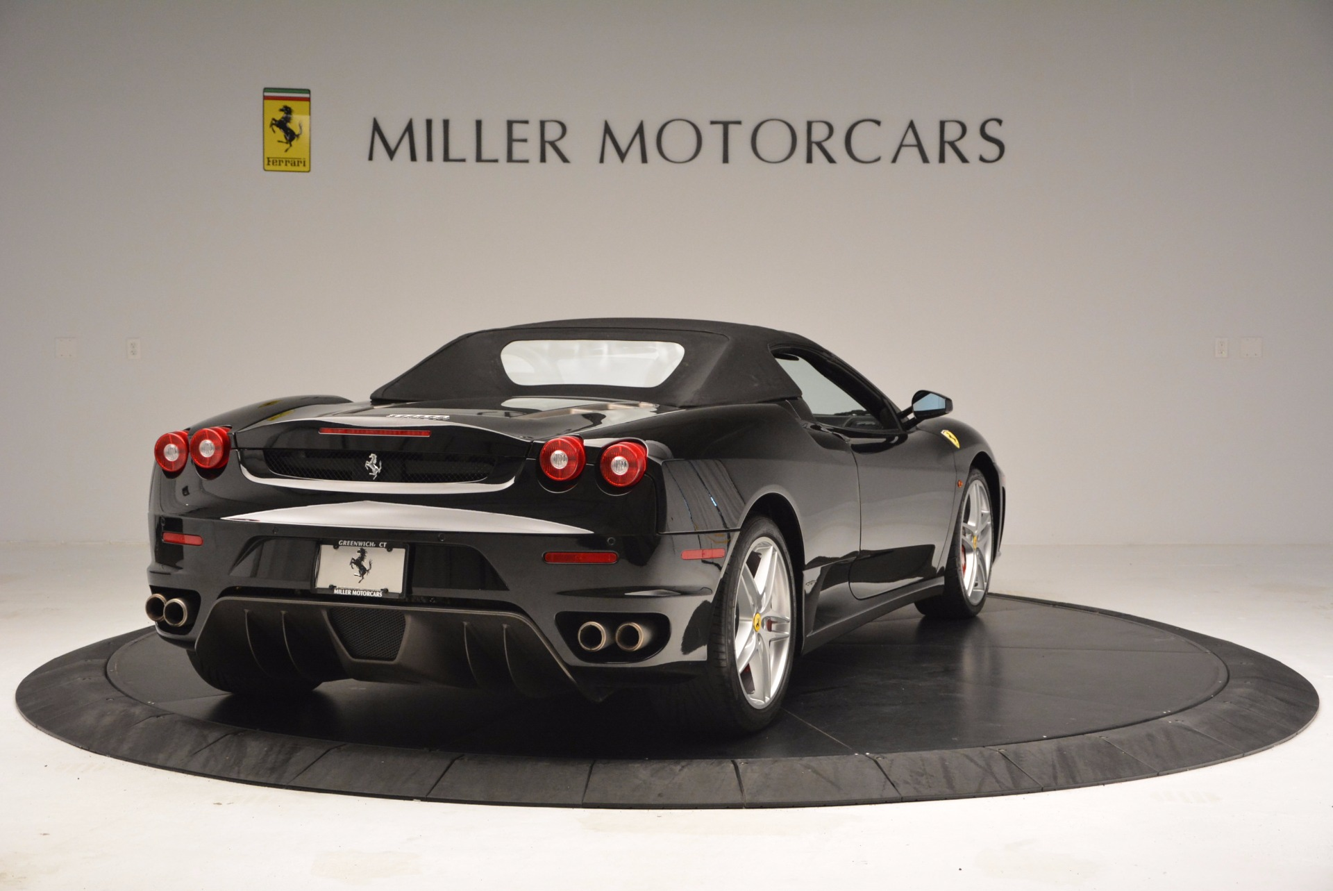 Used 2008 Ferrari F430 Spider For Sale In Westport, CT 1676_p19