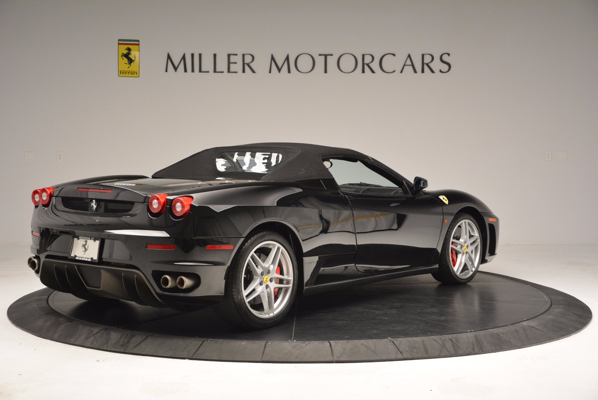 Used 2008 Ferrari F430 Spider For Sale In Westport, CT 1676_p20