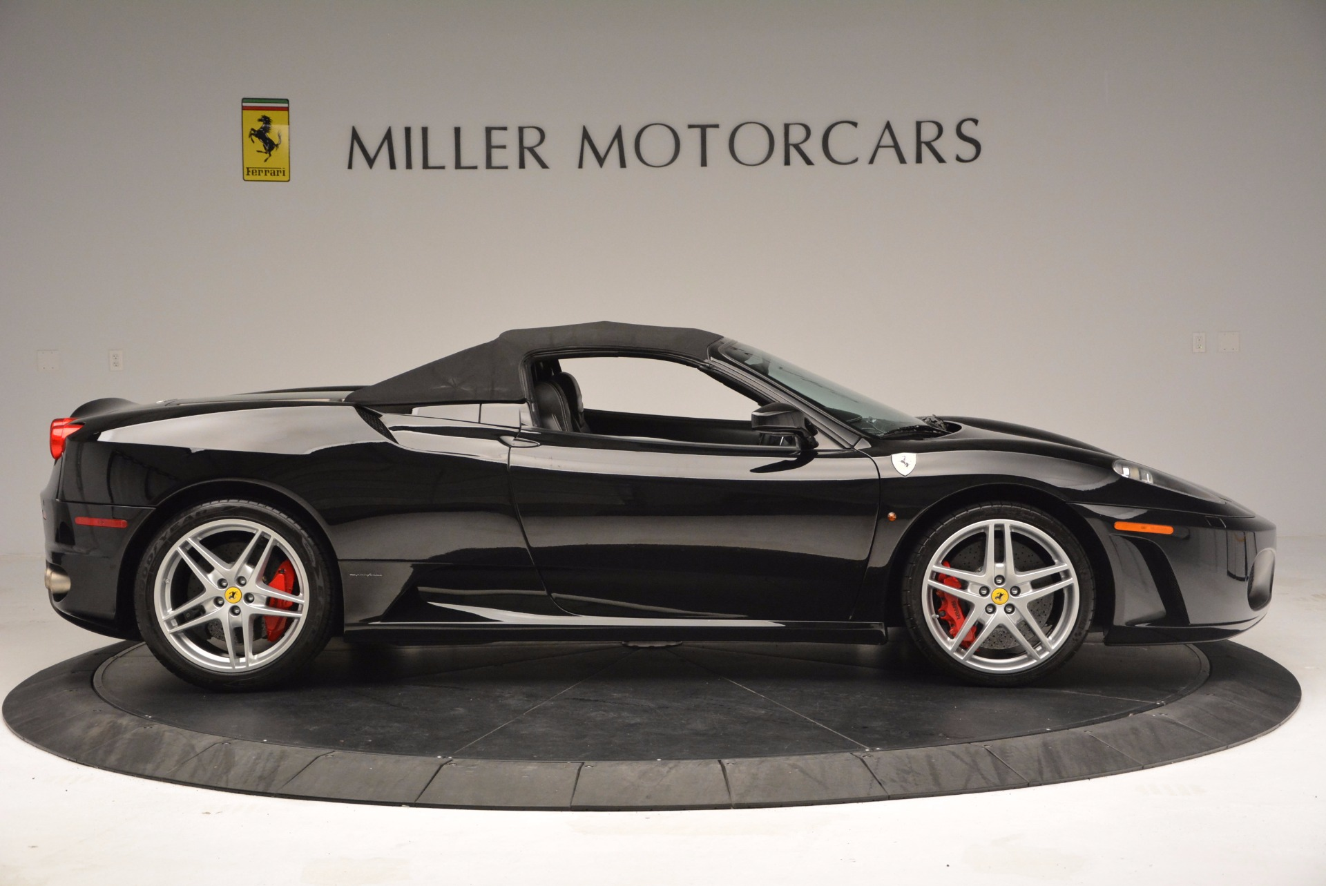 Used 2008 Ferrari F430 Spider For Sale In Westport, CT 1676_p21