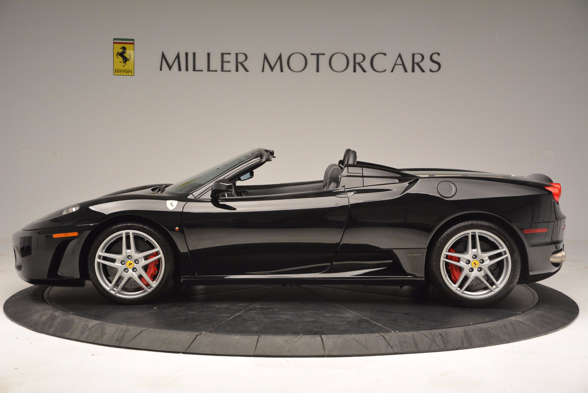 Used 2008 Ferrari F430 Spider For Sale In Westport, CT 1676_p3